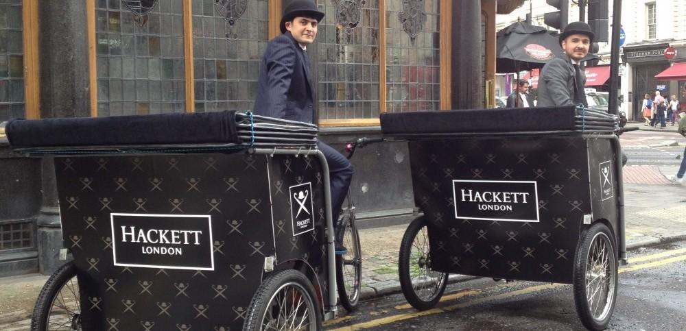 Rickshaw Hire